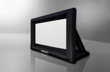 inflatable outdoor screen INF200