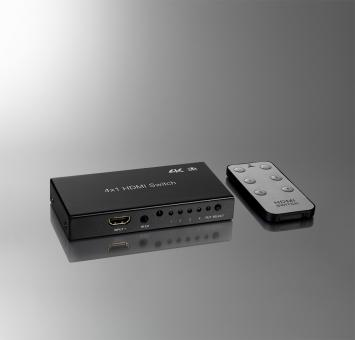 HDMI 2.0 Switch 4x1