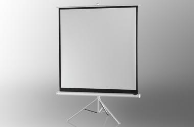 celexon pantalla de proyección trípode Básica 133 x 133 cm - Blanca 133 x 133 cm