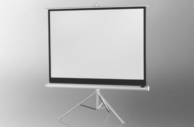 celexon pantalla de proyección trípode Básica 133 x 100 cm - Blanca 133 x 100 cm