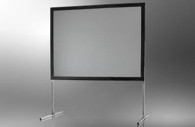 Ecran de projection sur cadre celexon Mobile Expert, Projection de face 244 x 183 cm 244 x 183 cm
