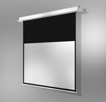 Écran encastrable au plafond motorisé celexon PRO Plus 280 x 175 cm 280 x 175 cm