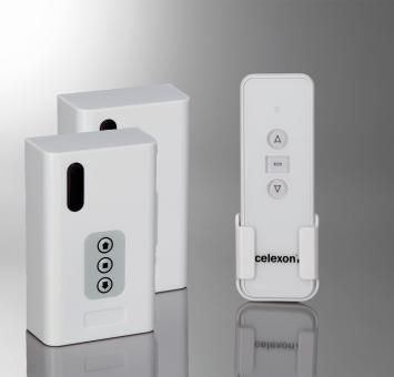 2-Channel radio remote set Professional