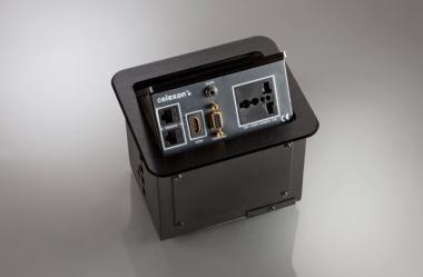 celexon Expert Tischanschlussfeld TA-100B INT schwarz INT
