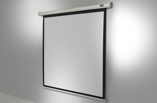celexon screen electric Economy 160 x 160 cm 160 x 160 cm