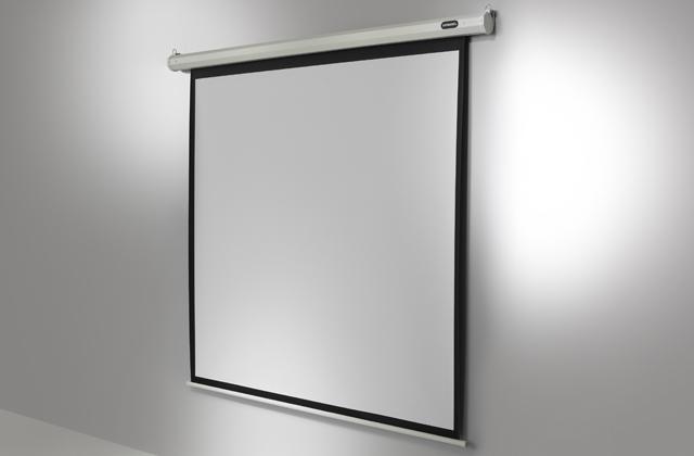 celexon pantalla eléctrica Básica 120 x 120 cm 120 x 120 cm