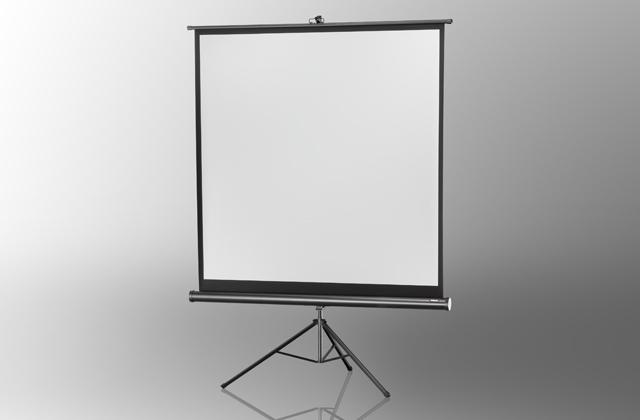 celexon pantalla de proyección trípode Básica 133 x 133 cm 133 x 133 cm