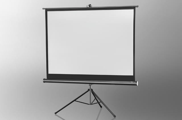 celexon pantalla de proyección trípode Básica 158 x 118 cm 158 x 118 cm