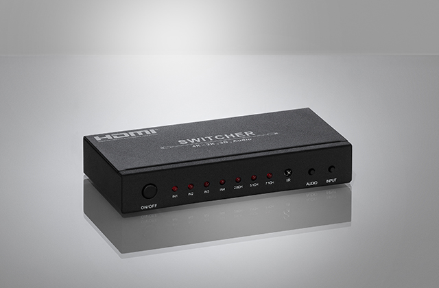 HDMI Switch 4x1