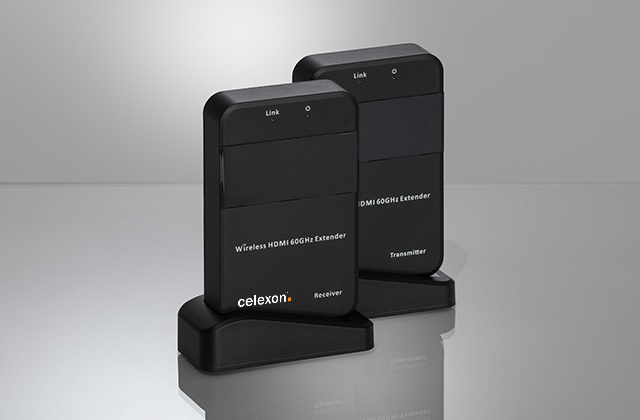 Celexon WHD30M Wireless Streamer
