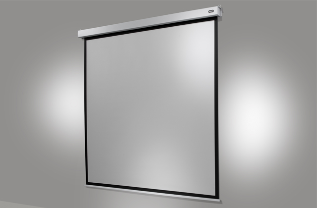 Ecran de projection celexon motorisé PRO Plus 180 x 180 cm 180 x 180 cm