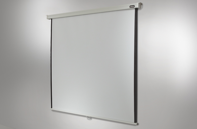 celexon Leinwand Rollo Professional 120 x 120 cm 120 x 120 cm
