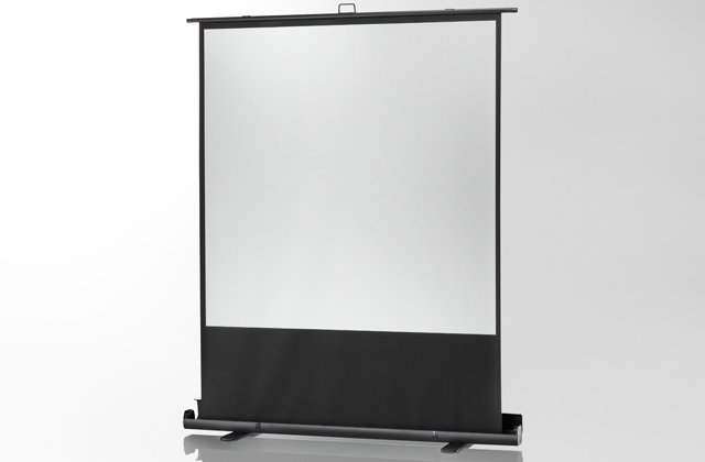 Ecran de projection celexon Mobile PRO Plus 120 x 120 cm 120 x 120 cm