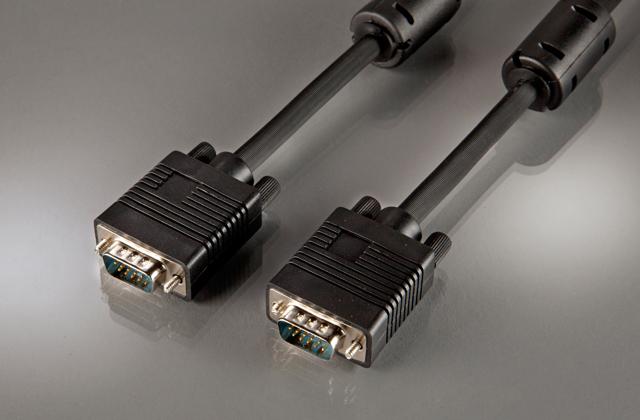 VGA-Kabel Economy Serie Stecker-Stecker