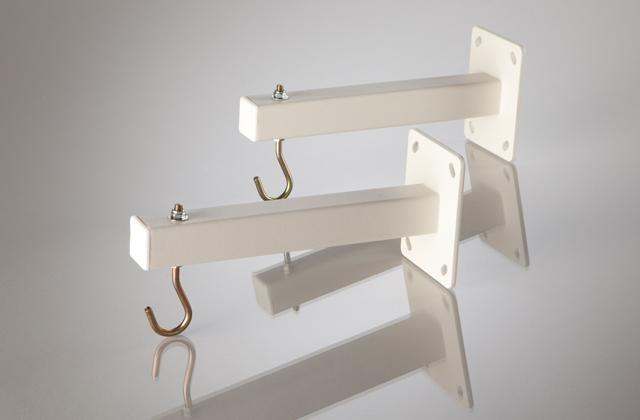 Wandabstandshalter für Eco / Pro Serie - 15cm