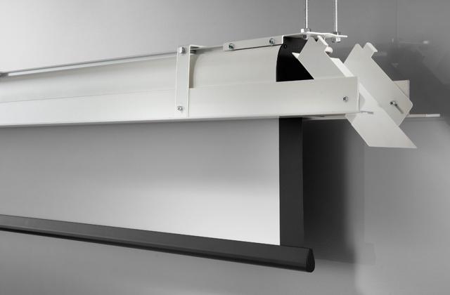 Celexon ecran encastrable au plafond celexon motoris - Ecran de projection encastrable plafond ...