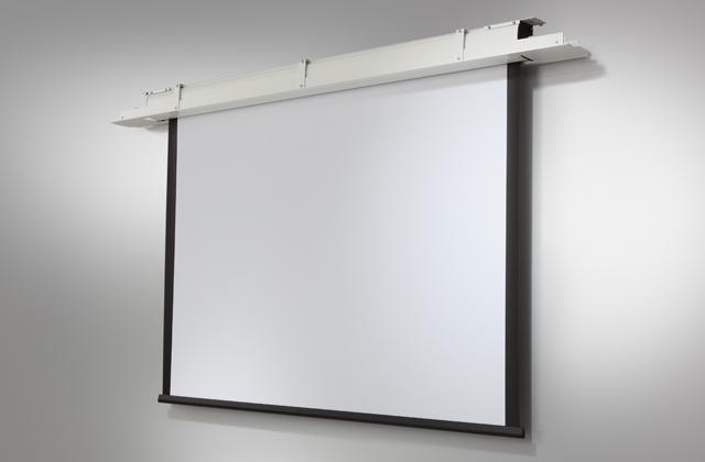 celexon ecran encastrable au plafond celexon motoris. Black Bedroom Furniture Sets. Home Design Ideas