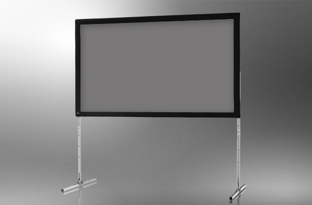 celexon ecran de projection sur cadre celexon mobil expert r troprojection 244 x 137 cm 244 x. Black Bedroom Furniture Sets. Home Design Ideas