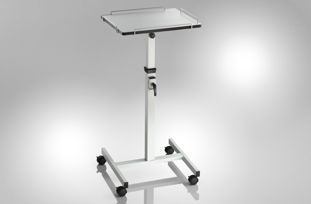 Celexon Adjustable Projector Trolley - 85cm to 120cm - PT2000 - Grey