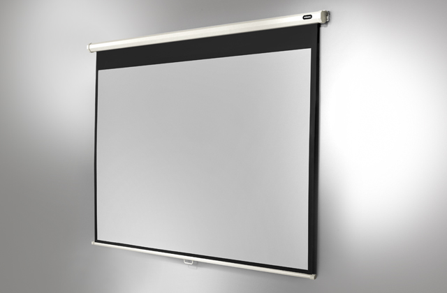 celexon celexon leinwand rollo economy 220 x 165 cm 220 x 165 cm. Black Bedroom Furniture Sets. Home Design Ideas