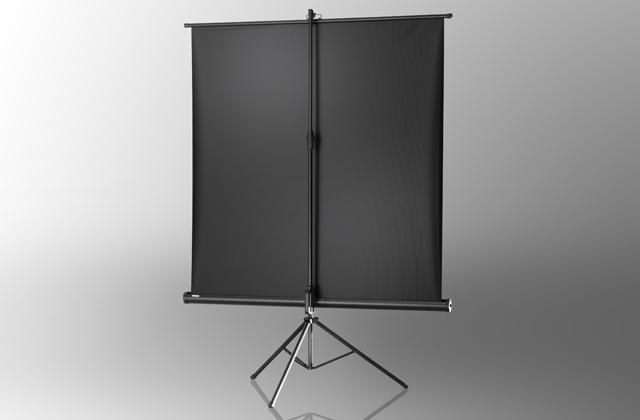 celexon ecran de projection sur pied celexon economy 244 x 244 cm 244 x 244 cm. Black Bedroom Furniture Sets. Home Design Ideas