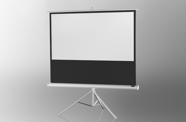 Celexon - Economy - 133cm x 75 cm - 16:9 - white - Tripod Projector Screen