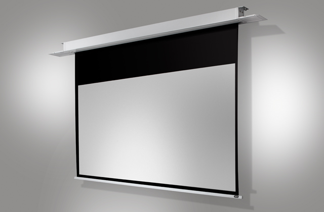 Celexon Ceiling Recessed - Electric Professional Screen - 160cm x 100cm - 16:10 - Ceiling Recessed Projector Screen